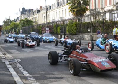 Périgueux Vintage Days 2016 - Évocation du grand prix de Périgueux