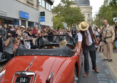 Périgueux Vintage Days 2016 - Concours d'élégance
