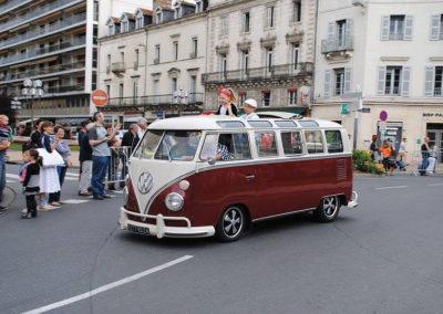 Périgueux Vintage Days 2015 - Parade motorisée