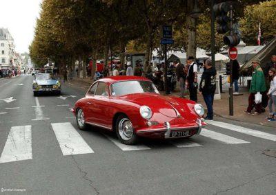 Périgueux Vintage Days 2017 - Parade motorisée