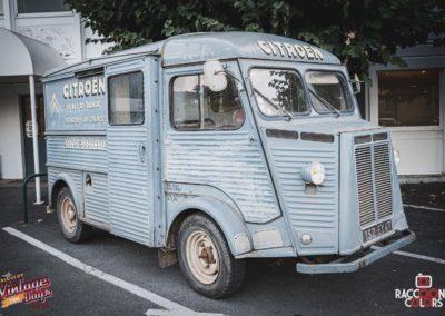 Périgueux Vintage Days 2019 - 100 ans de Citroën