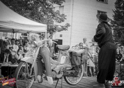 Périgueux Vintage Days 2019 - Concours d'élégance