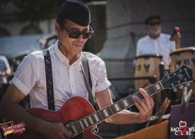 Périgueux Vintage Days 2019 - Mosaic Jazz Band