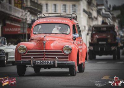 Périgueux Vintage Days 2019 - Véhicules Vintage XL